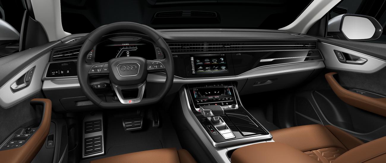 Audi RS Q8 | 600 KONÍ | SPORTOVNĚ LUXUSNÍ SUV COUPÉ | SUPER CENA 2.949.000,- Kč bez DPH