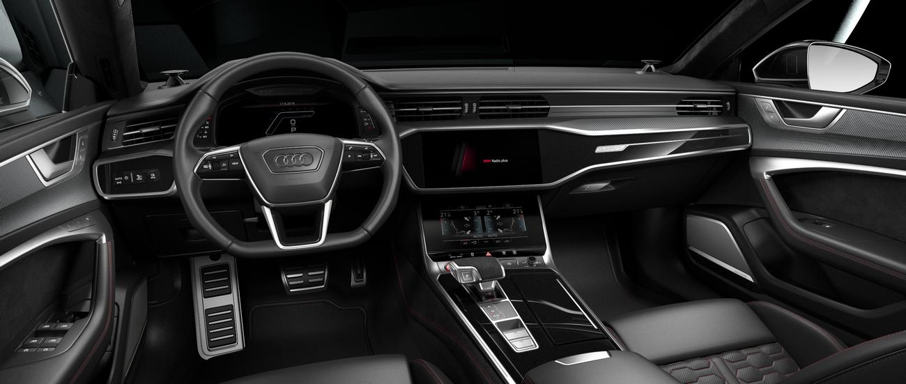 AUDI RS7 SPORTBACK | V8 BiTurbo | benzin 600 koní | maximální výbava | skvělá výbava | super cena