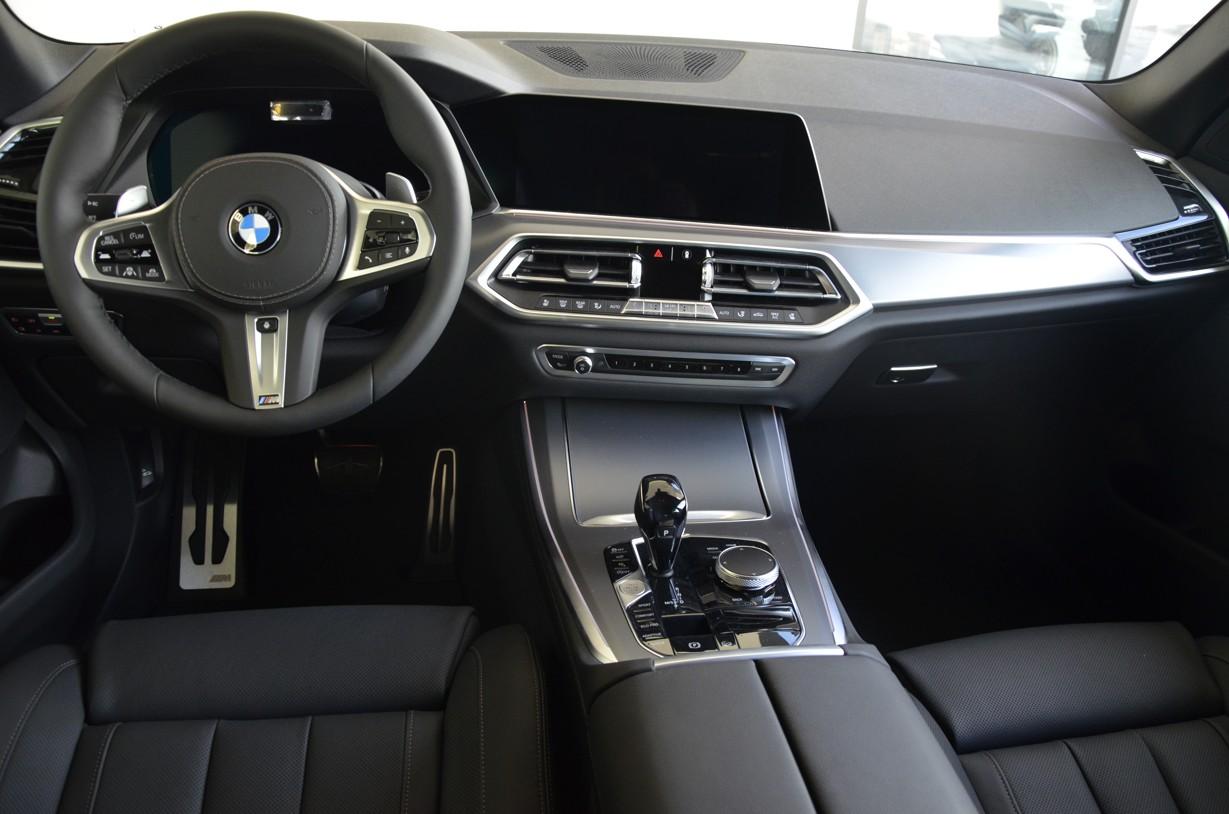 BMW X5 30d xDrive Mpaket - předváděcí auto - skladem - skvělá výbava - super cena 1.669.000,- Kč bez DPH