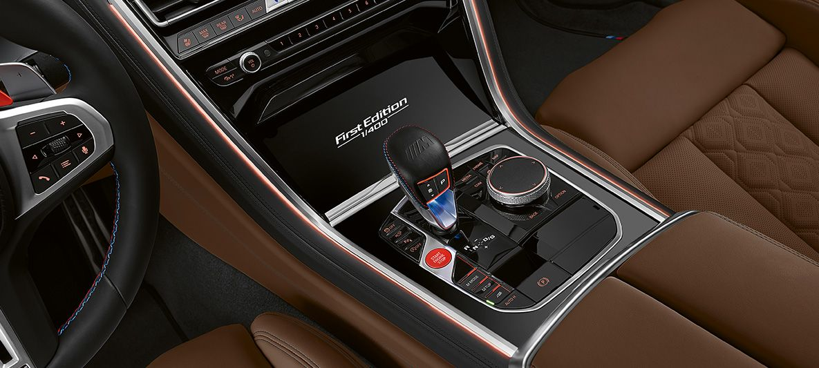 BMW M8 Gran Coupé First Edition - jediné volné auto - limitovaná edice 400 aut - skladem