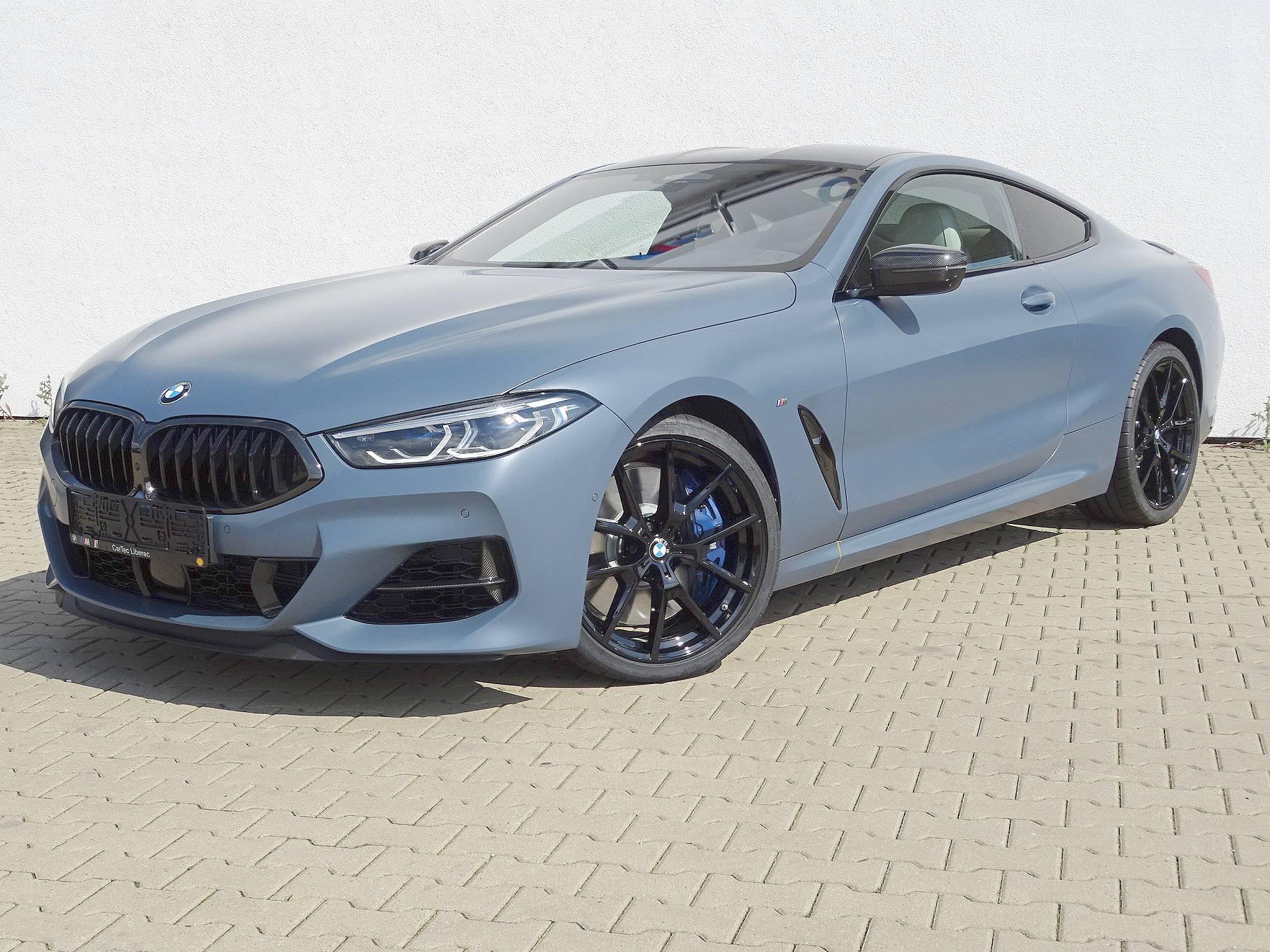 BMW M850i xDRIVE COUPÉ - nové auto skladem - maximální výbava - nejlevnější na trhu