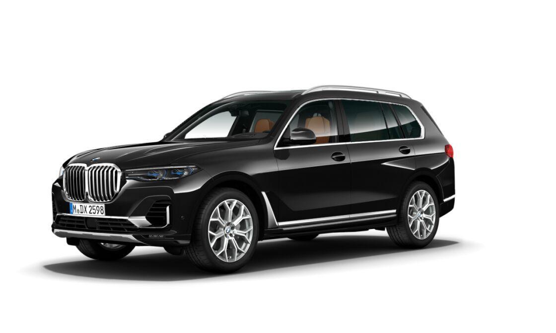 BMW X7 30d xDrive Mpaket - nové auto - objednání online