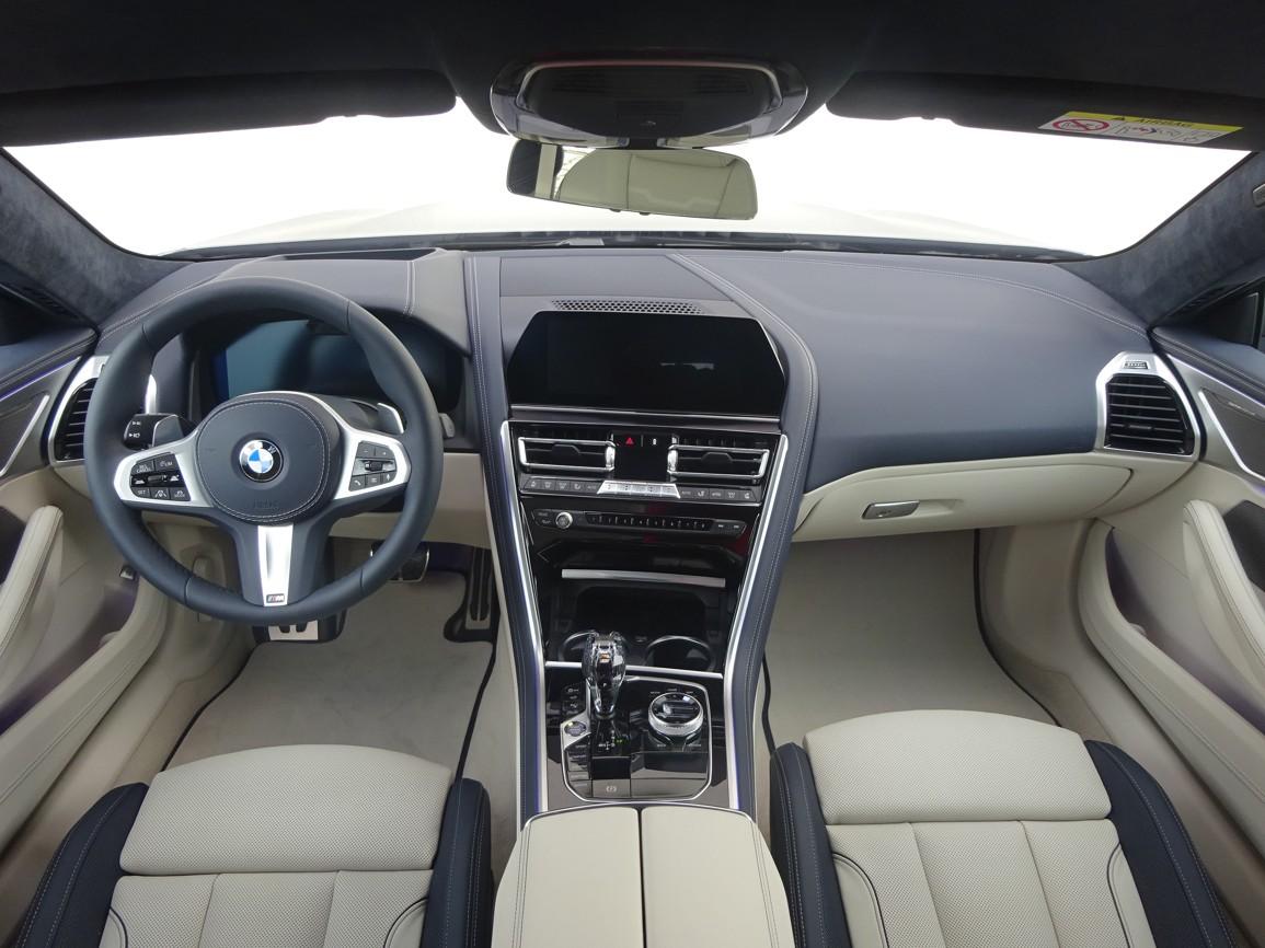 BMW 840i Gran Coupé xDrive Mpaket - nové auto skladem - nejlevnější na trhu - 2.229.000,- Kč bez DPH