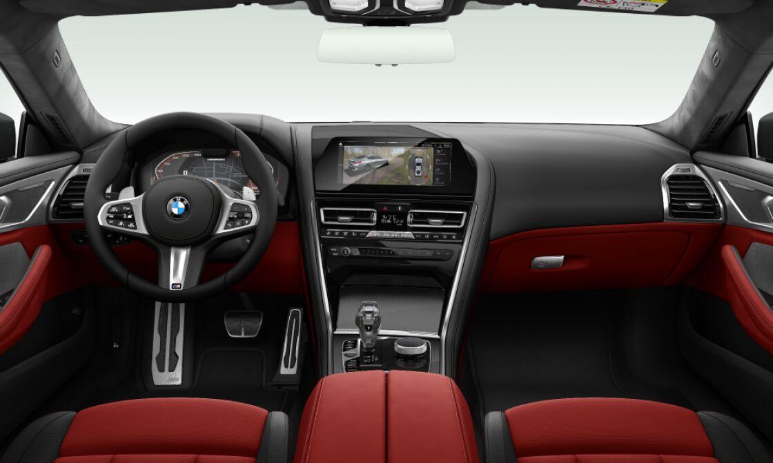 BMW M850i xDRIVE COUPÉ - sportovní a luxusní nové auto skladem