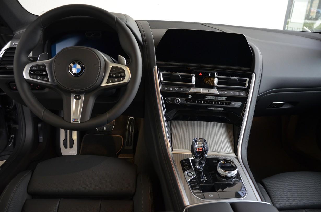 BMW 840d xDrive Mpaket Coupé - předváděcí auto ihned - mimořádná cena 2.069.000,- Kč bez DPH