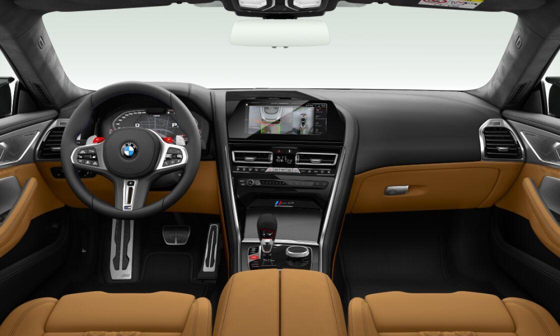 BMW M8 COUPÉ COMPETITON - nové auto skladem - max výbava - karbon