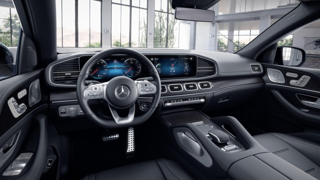 MERCEDES GLE COUPÉ 400d AMG - první auta skladem - 1.989.000,- Kč bez DPH