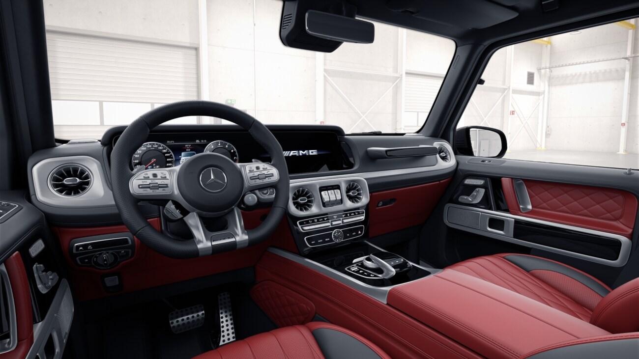 Mercedes G 63 AMG - jedinečné Géčko v maximální výbavě - objednání online