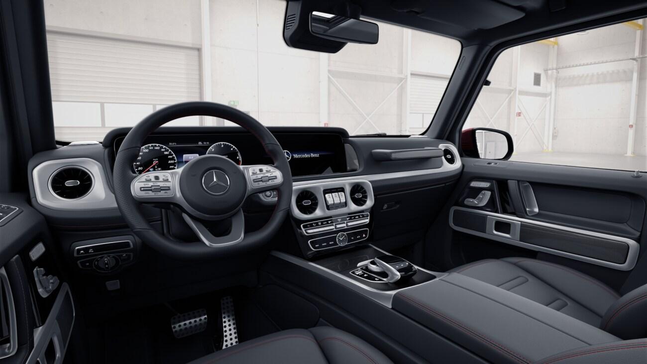 MERCEDES G 350d AMG - nejlevnější naftové Géčko - objednání online - super cena 2.329.000,- Kč bez DPH
