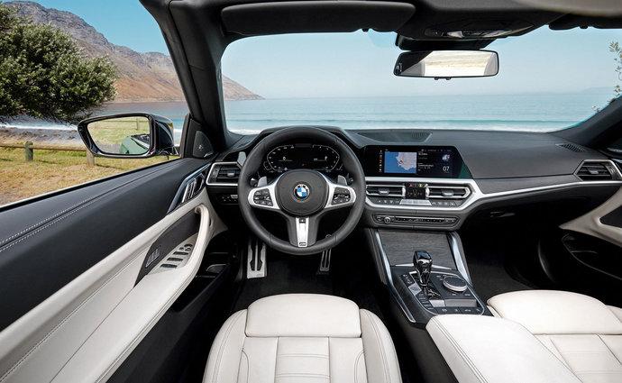 Nové BMW 4 Cabrio - novinka, nákup online, autoibuy