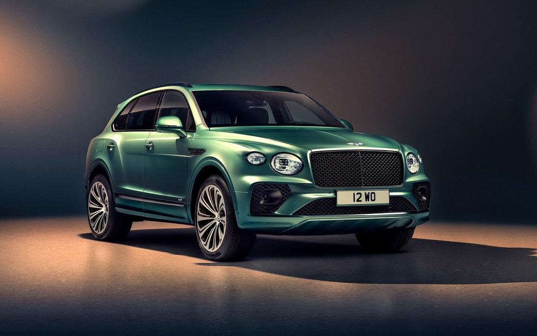 BENTLEY BENTAYGA | nový facelift 2020 | novinka | sportovní luxusní SUV | blog | objednávky online