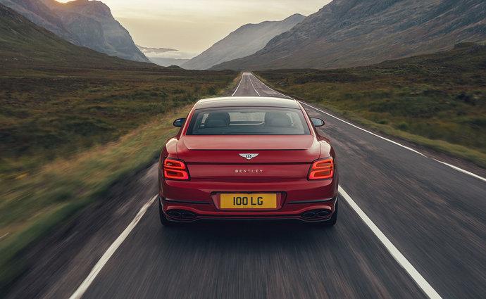 Nové Bentley Flying Spur V8 - novinka, objednávky online, nákup online, autoibuy