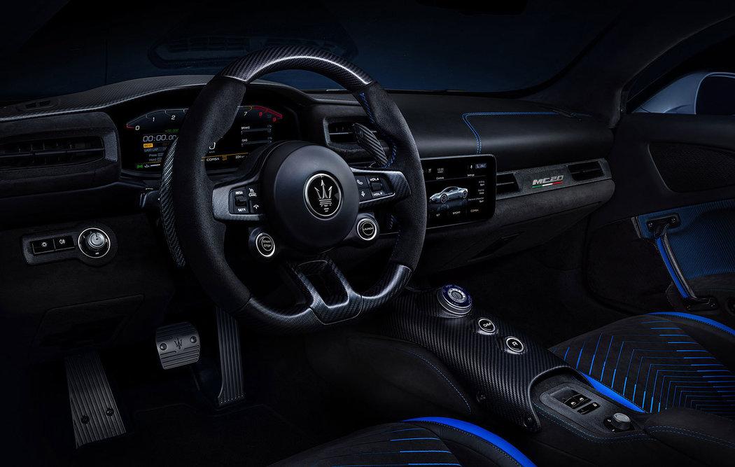Maserati MC20 - novinka, superauto, elektro, autoibuy
