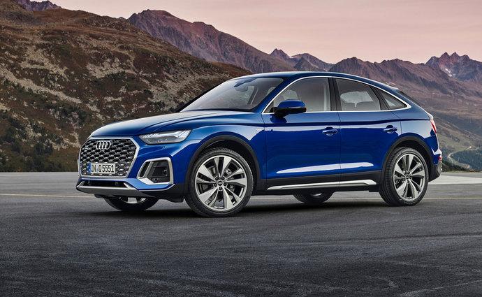 Audi Q5 Sportback - novinka, objednání online, autoibuy