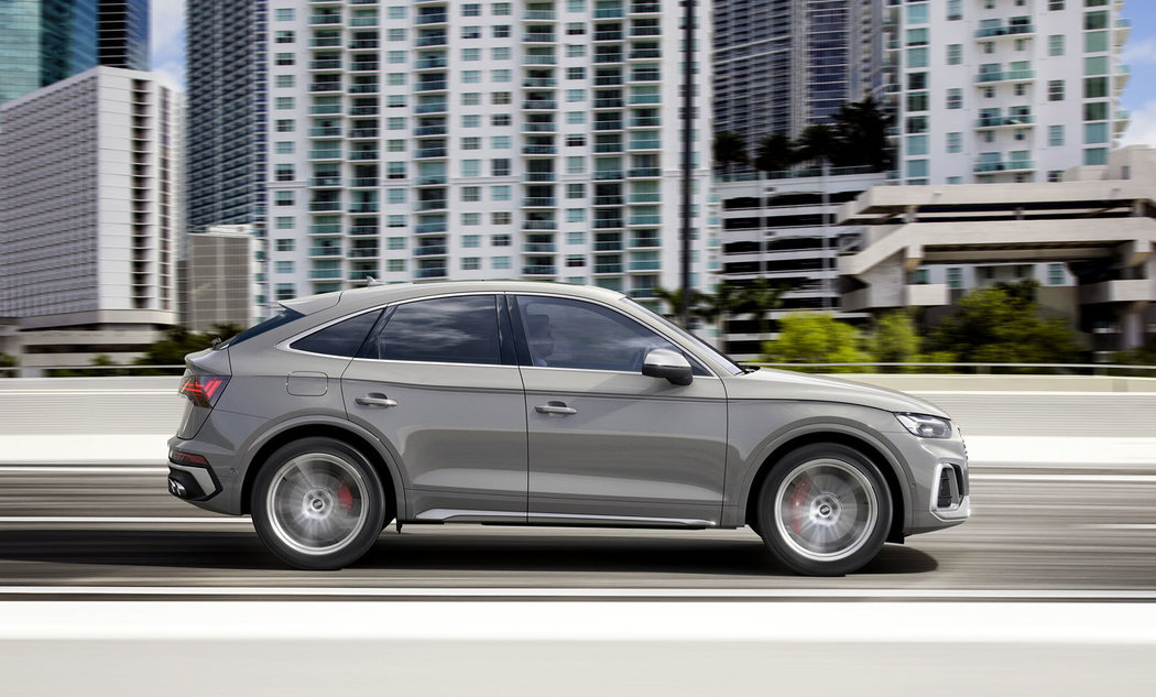 Audi SQ5 Sportback TDI - novinka, předobjednávka, nákup online, autoibuy