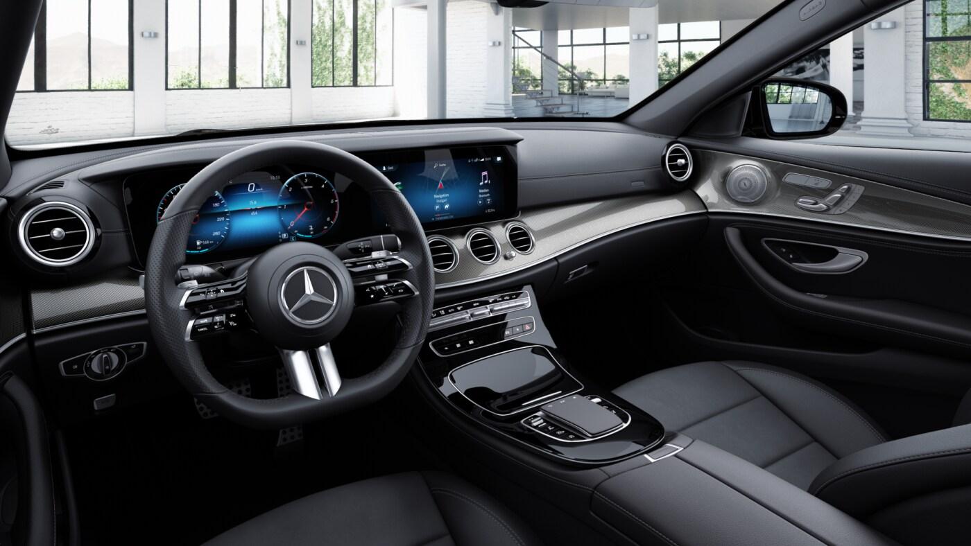 MERCEDES TŘÍDY E KOMBI 220d 4MATIC AMG | nový facelift | novinka 2020 | nové auto | objednání online