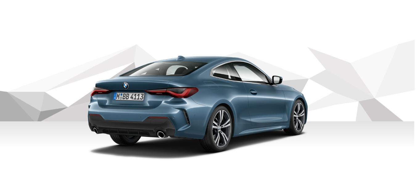 BMW 420d xDrive Mpaket coupé | novinka 2020 | nové extravagantní sportovní kupé | nafta 190 koní | super výbava | první auta | objednání online | super cena 1.219.000,- Kč bez DPH