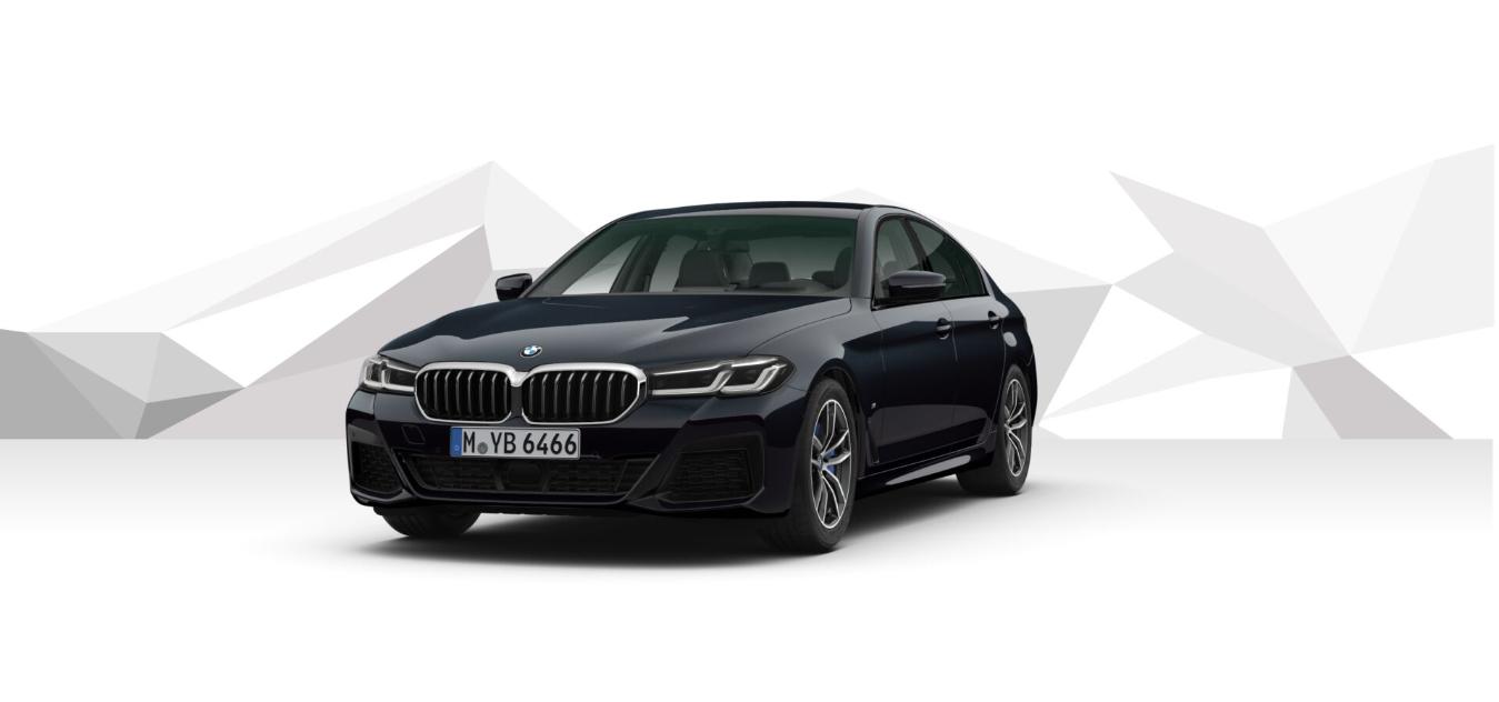 BMW 530d xDrive Mpaket | nový facelift | byznys naftový sedan | novinka 2020 | první objednávky online