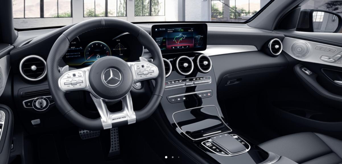 Mercedes GLC Coupé 43 AMG 4matic | nové auto ve výrobě  | V6 benzin 390 koní | super výbava | skvělá cena | nákup online