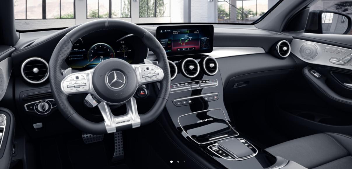 Mercedes GLC Coupé 63 S AMG 4matic | nové auto ve výrobě  | nejvýkonnější V8 benzin 510 koní | super výbava | skvělá cena | nákup online
