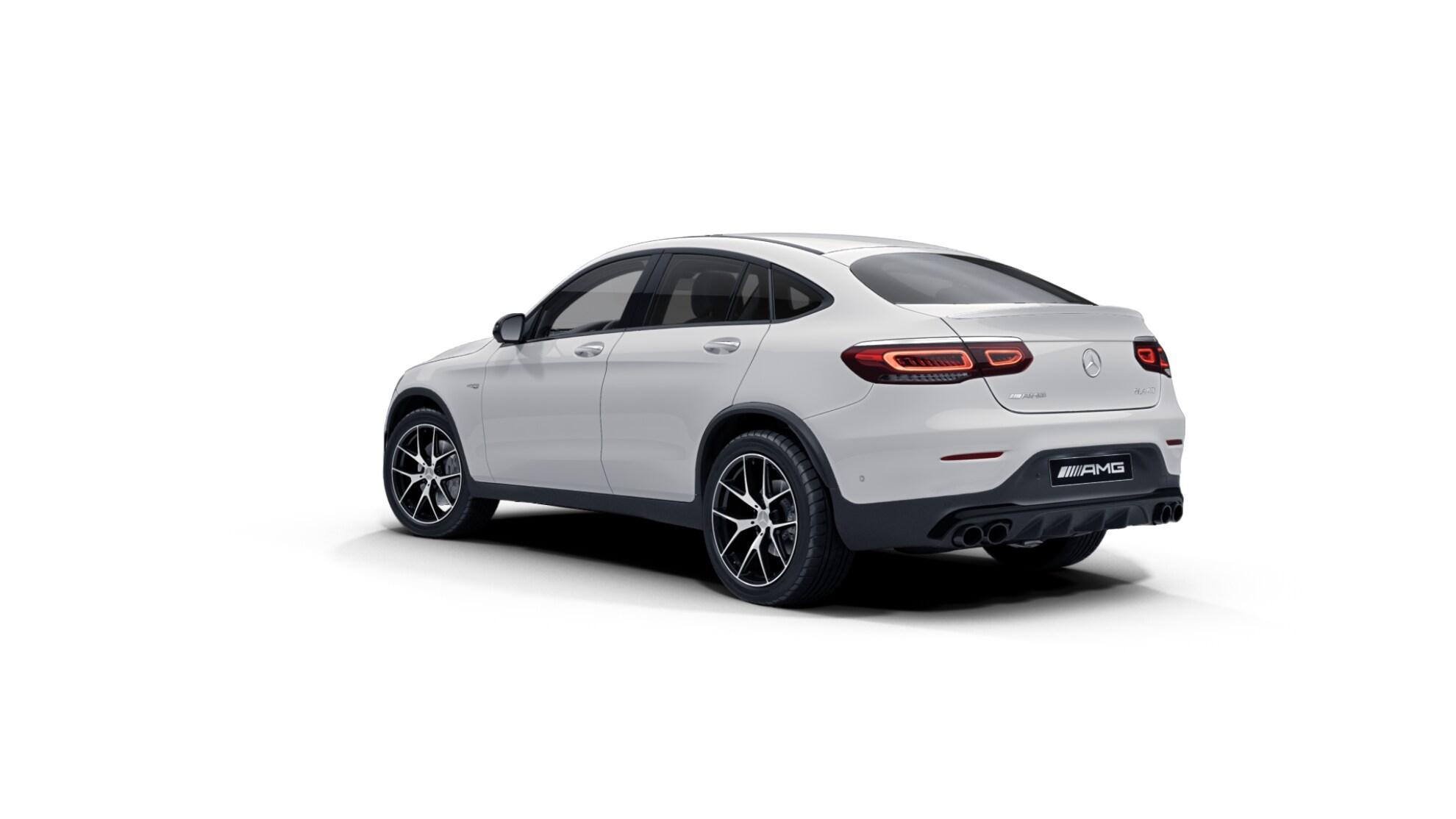 Mercedes GLC Coupé 43 AMG 4matic   nové auto ve výrobě    V6 benzin 390 koní   super výbava   skvělá cena   nákup online