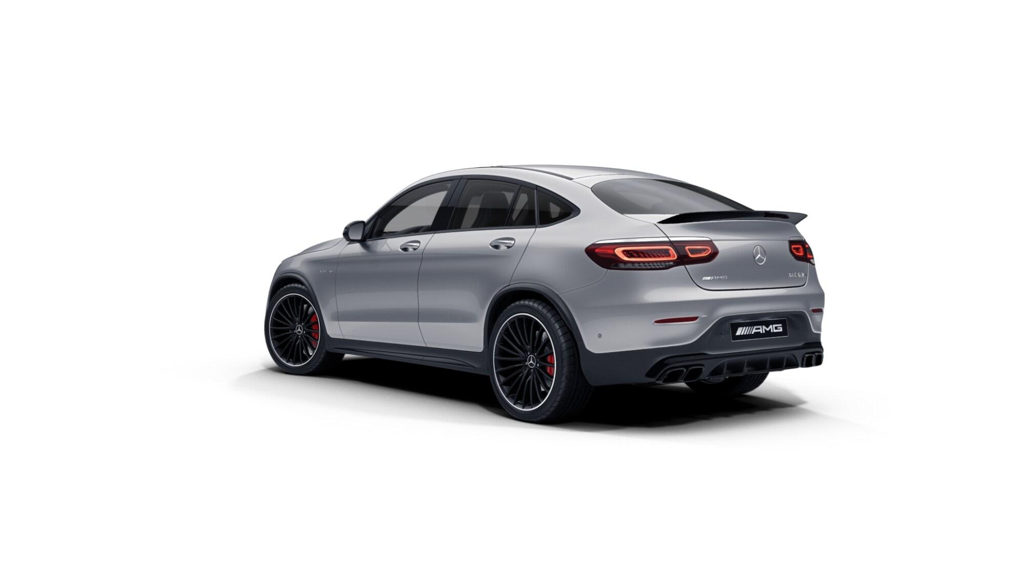 Mercedes GLC Coupé 63 S AMG 4matic   nové auto ve výrobě    nejvýkonnější V8 benzin 510 koní   super výbava   skvělá cena   nákup online