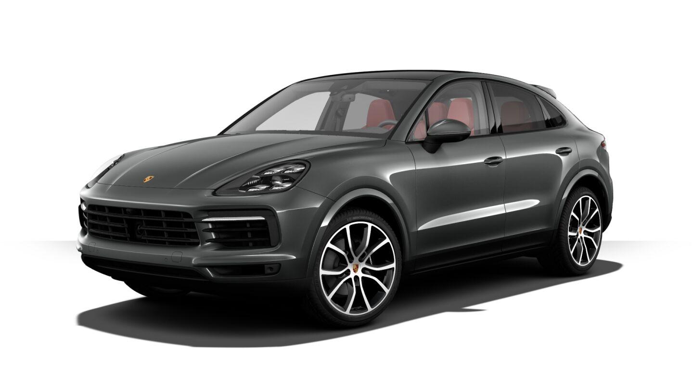 Porsche Cayenne Coupé   nové auto ve výrobě  sportovní luxusní SUV coupé   V6 turbo 340 koní   nákup online   super cena 2.279.000,- Kč bez DPH