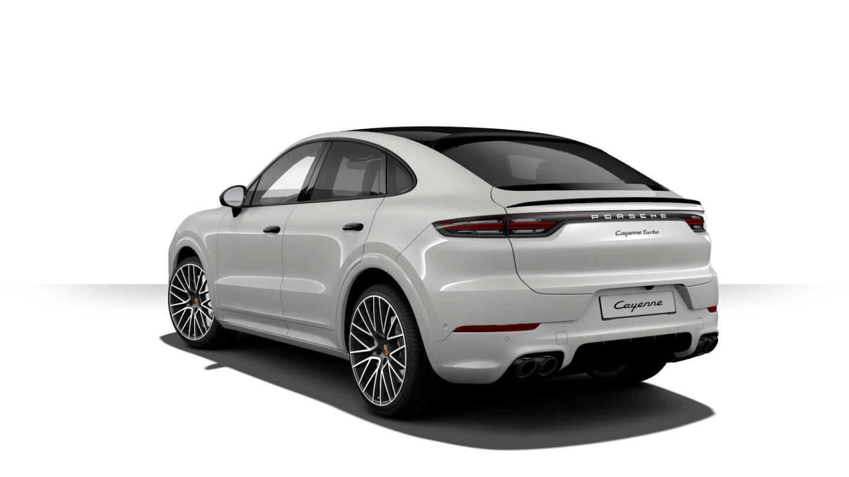 Porsche Cayenne Turbo Coupé | nové auto | super sportovní luxusní SUV coupé | V8 twin-turbo 550 koní | maximální výbava | nákup online | super cena 3.729.000,- Kč bez DPH