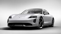 Luxusní a sportovní první elektrické auto PORSCHE TAYCAN TURBO S | Online autosalon AUTOiBUY.com
