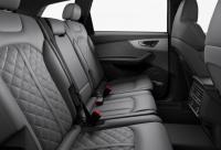 Luxusní prémiové auto AUDI SQ7 TDI QUATTRO - modrá navarra metalíza