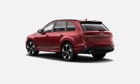 Luxusní prémiové sportovní AUDI Q7 50 TDI QUATTRO S-LINE - červená mattador metalíza | AUTOiBUY.com