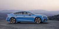 Luxusní prémiové sportovní AUDI A5 / S5 FACELIFT sportback - novinka 2020