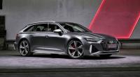 Luxusní prémiové sportovní AUDI RS6 AVANT - novinka 2020