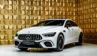 MERCEDES AMG GT 43 4MATIC 4-DOOR COUPÉ