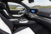 Luxusní prémiové sportovní MERCEDES GLE COUPÉ - novinka 2020