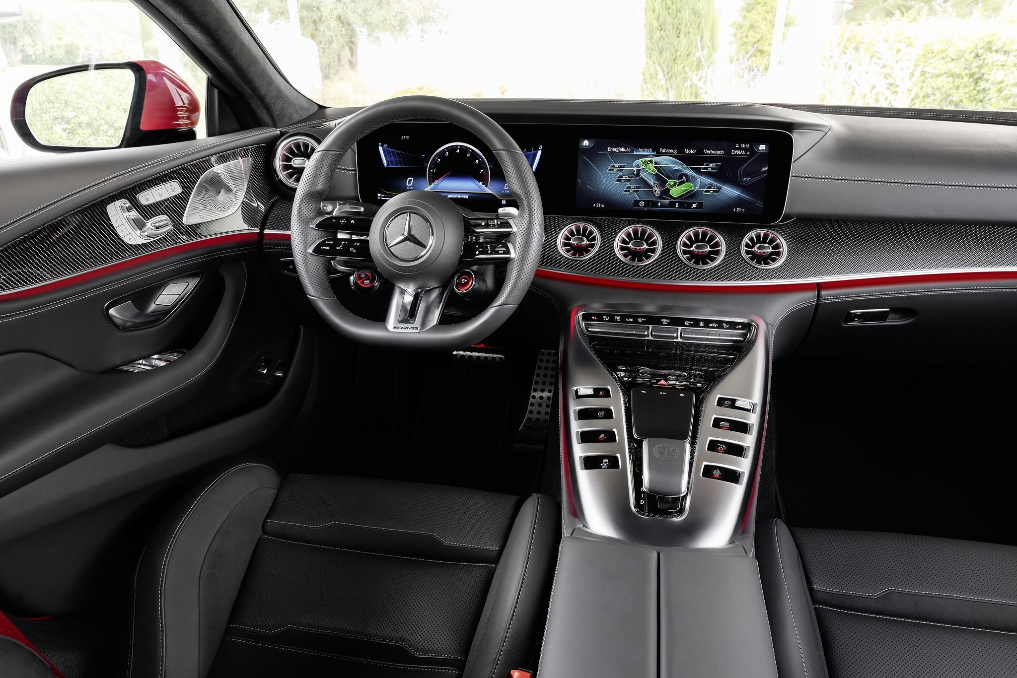 Mercedes AMG GT 63 S E PERFORMANCE   oficiální představení   světová premiéra   první hybridní AMG   sportovně luxusní 4-dveřové coupé   V8 biturbo + elektromotor   výkon 830 koní   objednávky online   AUTOiBUY.com