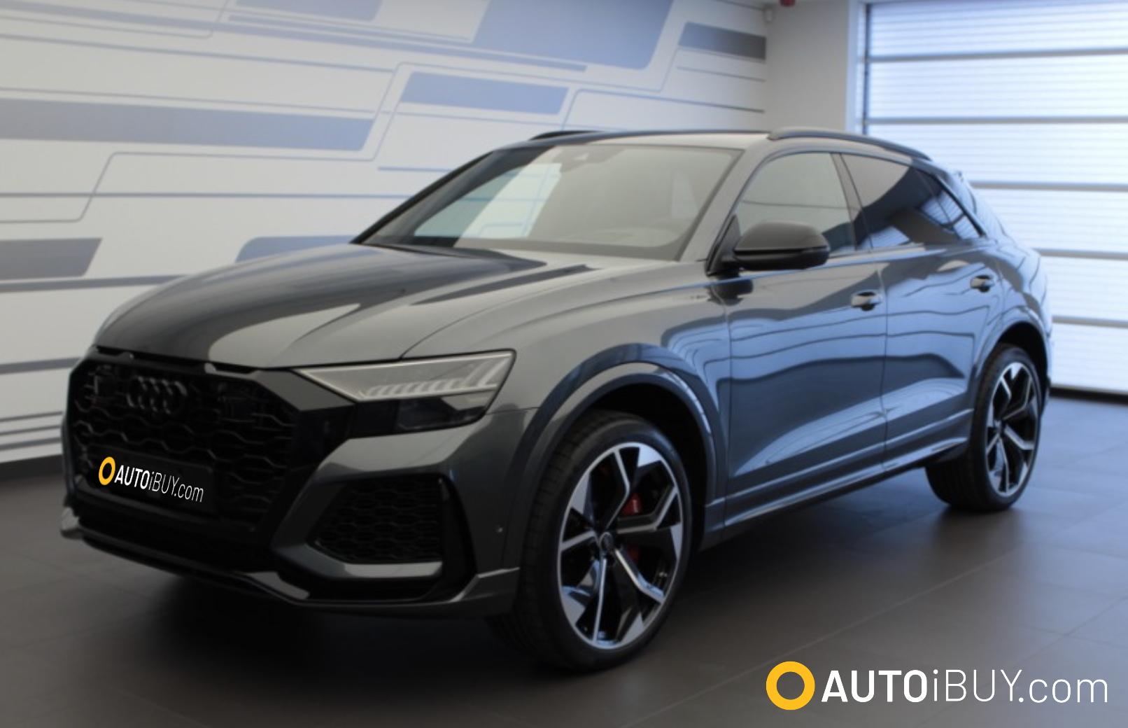 Audi RSQ8 | reference | předání auta našemu klientovi | super sportovní SUV Coupé | nové auto skladem | objednání online