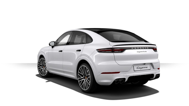Porsche Cayenne Turbo Coupé | nové auto skladem | super sportovní luxusní SUV coupé | V8 twin-turbo 550 koní | maximální výbava | nákup online | super cena 3.669.000,- Kč bez DPH