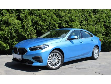BMW 218i Gran Coupé - modrá metalíza