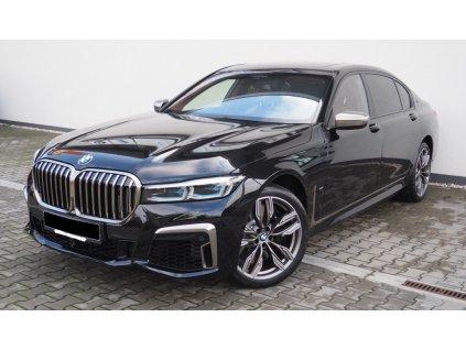 BMW M760Li xDrive FINAL EDITION - černá Sapphire metalíza
