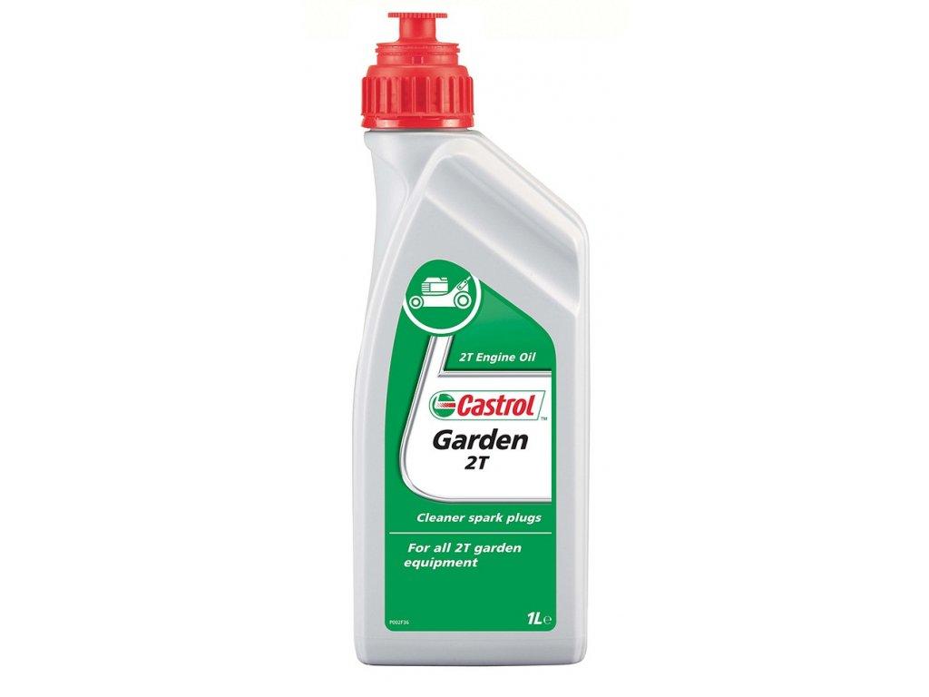 76616 1 olej castrol garden 2t 1l