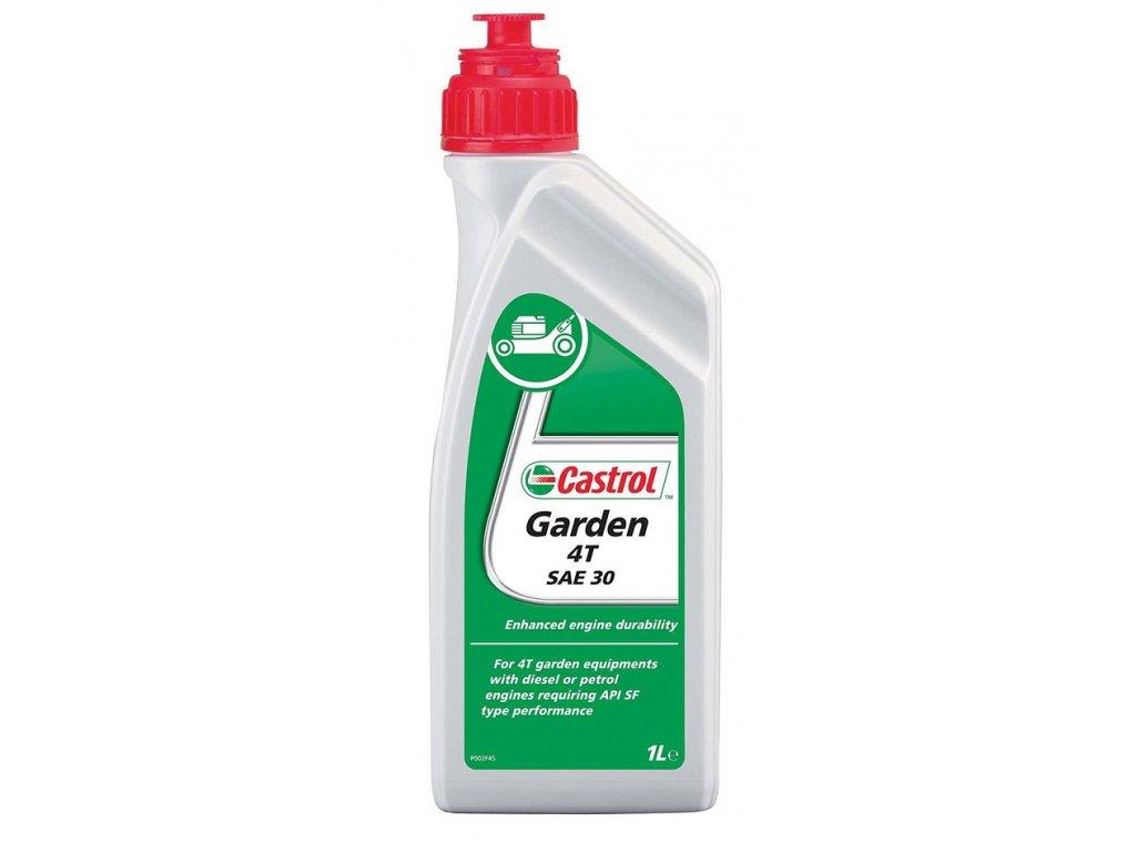 76610 1 olej castrol garden 4t 10w30 1l