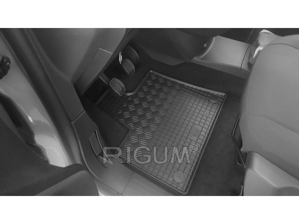Gumové koberce Peugeot RIFTER 2019-