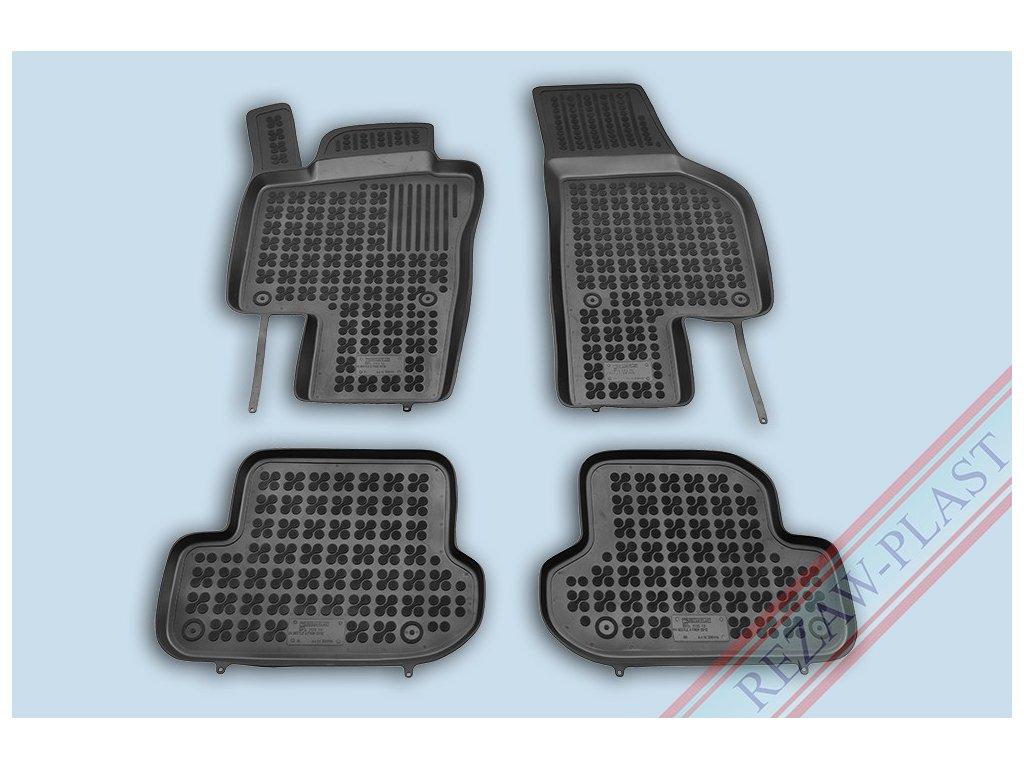 Gumové koberce VW BEETLE 2012- se zvýšeným okrajem