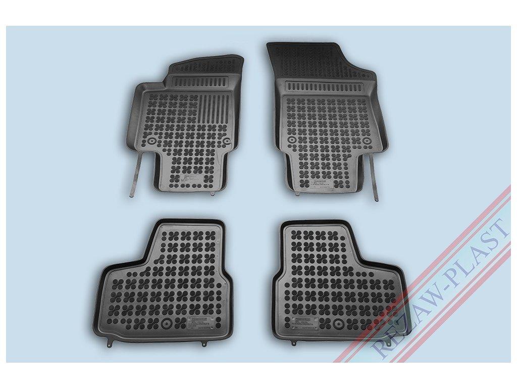 Gumové koberce Seat MII 2012- se zvýšeným okrajem