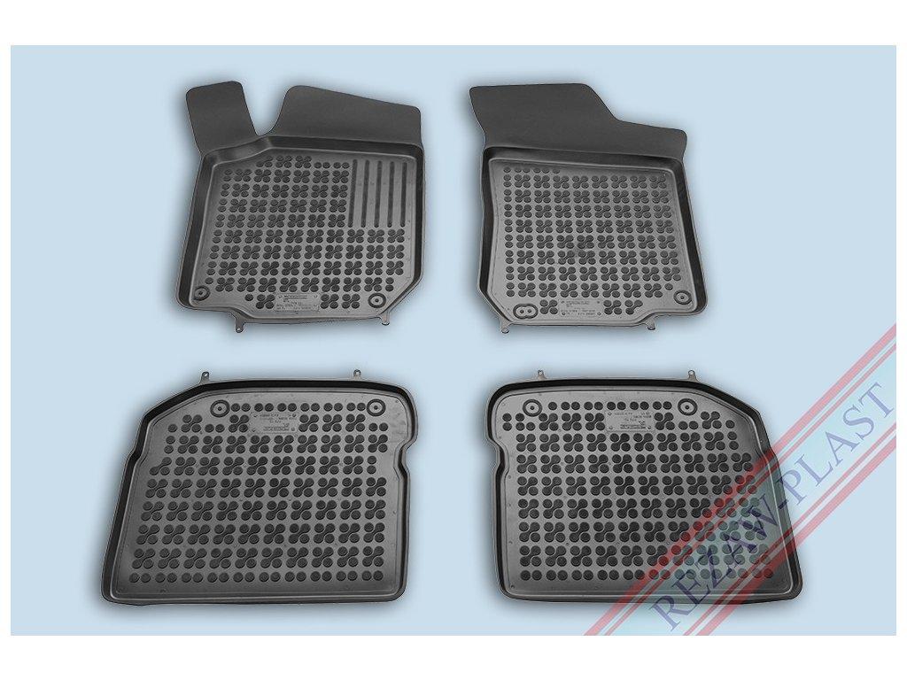 Gumové koberce Seat TOLEDO 1999-2004 se zvýšeným okrajem