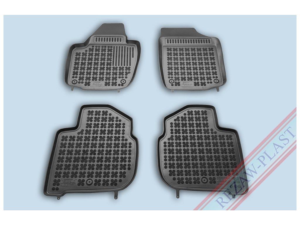 Gumové koberce Seat TOLEDO 2013- se zvýšeným okrajem