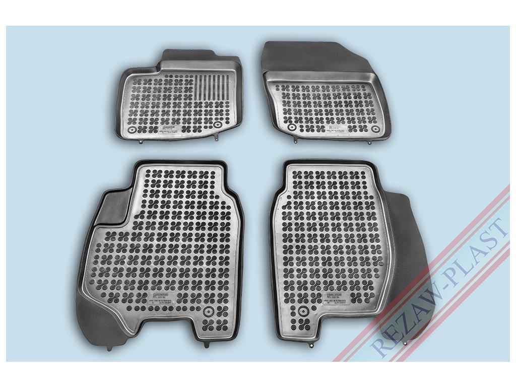 Gumové koberce Honda CIVIC HB 2012- se zvýšeným okrajem