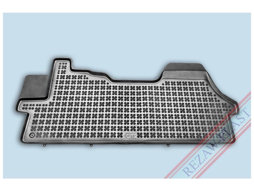 Gumové koberce Citroen JUMPER 2009- se zvýšeným okrajem