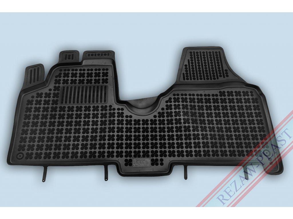 Gumové koberce Fiat SCUDO II 2016- přední se zvýšeným okrajem